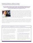 EDUCARE A Catalyst for Change - Ounce of Prevention Fund - Page 7