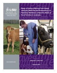 Study of Factors Affecting Food Supply Veterinary Medicine and ...