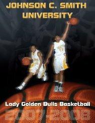 2007-08 Media Guide - Johnson C. Smith University Athletics