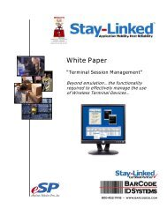 Terminal Session Management: Effectively Managing Wireless ...