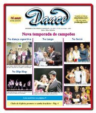 Ed. 176 - Set/2010 - Agenda da Dança de Salão Brasileira