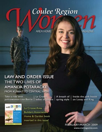 Have you been told - Coulee Region Women's Magazine