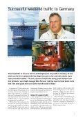 Port of Helsingborg Magazine Summer/Autumn 2004 - Helsingborgs ... - Page 3