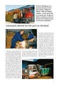 Port of Helsingborg Magazine Summer/Autumn 2004 - Helsingborgs ... - Page 5