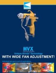 MVX gun with - Kremlin Rexson Sames