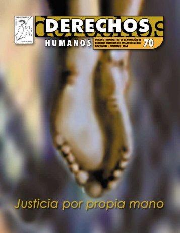 Justicia por propia mano - codhem