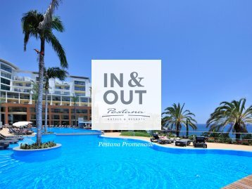 In & Out do Pestana Promenade - Pestana Hotels & Resorts