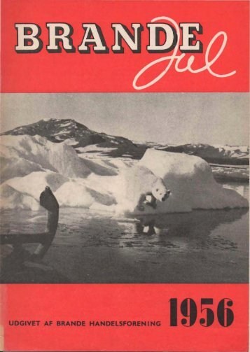 INGE JUL - Brande Historie