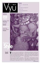 FREE - Vyu Magazine