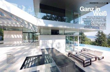 Architekturzukunfts-villa