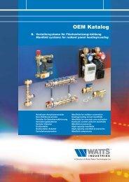 B - Watts Industries Deutschland