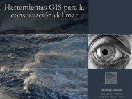 Herramientas GIS para la conservación del mar - Aeroterra