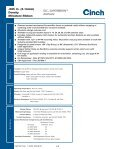 MINIATURE RIBBONS - Cinch Connectors - Page 6