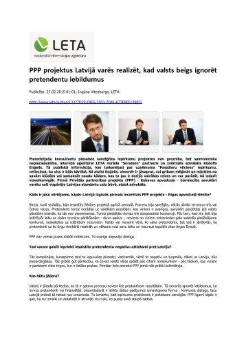 interview.PPP-projects-in-Latvia.2015-02-27.lat.leta.rudolfse
