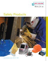 Safety Products - BLUESHIELD