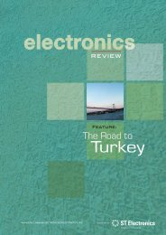 The complete issue (pdf format/28 pages) - ST Electronics