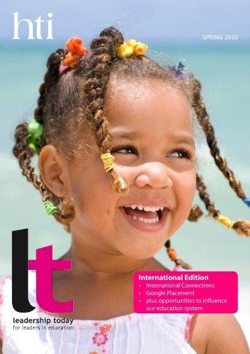 International Edition - HTI