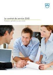 Download Contrat de service ZUG (PDF / 1.5 MB) - V-ZUG Ltd