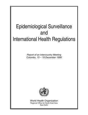 Public health surveillance - Wikipedia