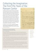 Download PDF Version - Harry Ransom Center - The University of ... - Page 4