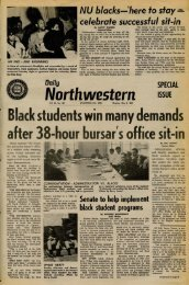 May 4 - Northwestern University Library
