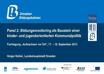 Dresden - Das Bundesjugendkuratorium