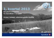 Last ned presentasjonen fra presse- og analytikerkonferansen (PDF)