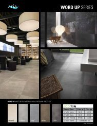 WORD UP SERIES - Ames Tile & Stone