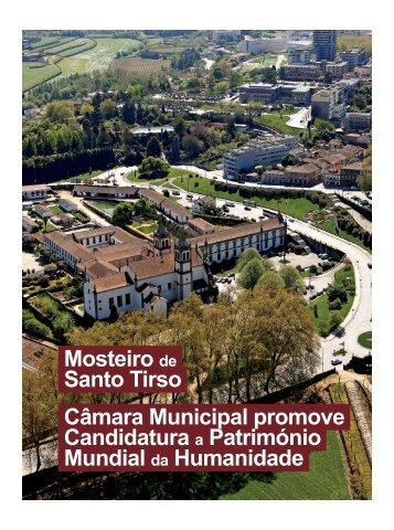 Suplemento do Jornal de Notícias sobre Santo Tirso - 2013-05-31