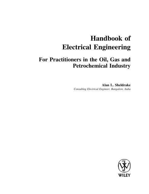 merz drum switch wiring diagram handbook of electrical engineering for practitioners in the oil  handbook of electrical engineering for