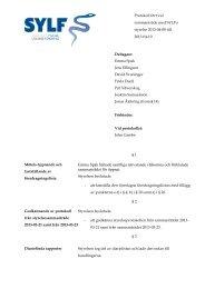 Styrelseprotokoll 2013-04-08