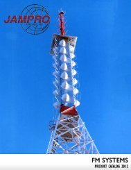 FM-Catalog 2012.pdf - Jampro Antennas, Inc.