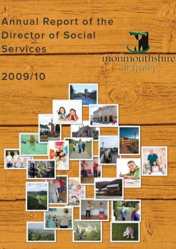 Director's report 2009/2010 - Monmouthshire County Council