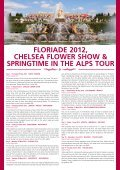 Floriade 2012, Chelsea Flower Show & Springtime In - Travel & Tour ... - Page 2