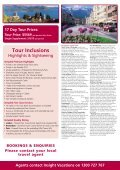 Floriade 2012, Chelsea Flower Show & Springtime In - Travel & Tour ... - Page 4