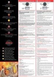 Phoenix Titan FS1250 Manual - Safe Runner