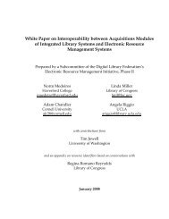 White Paper on Interoperability between Acquisitions Modules of ...
