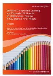 Final Report - University of York