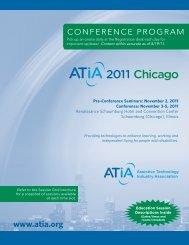 202 - Assistive Technology Industry Association