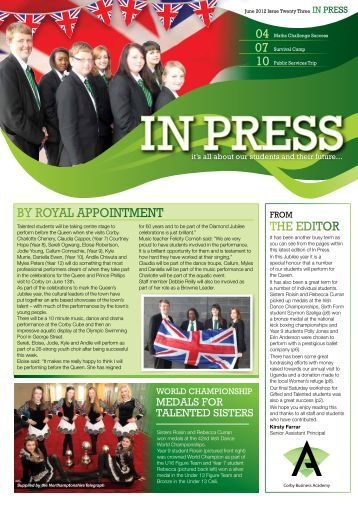 Issue 23 - Corby Business Academy