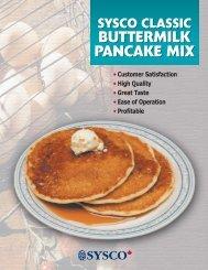 classic buttermilk pancake mix