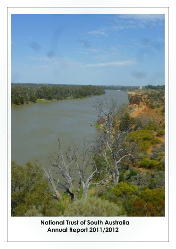 National Trust of South Australia Annual Report 2011/2012