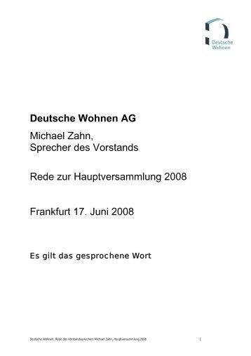 Deutsche Wohnen Com 50 free magazines from ir deutsche wohnen com