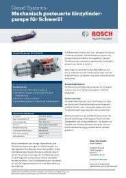 HFO-PF (PDF 270,26 kB) - Bosch Automotive Technology