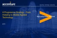 Accenture - Unwired
