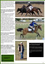 Newsletter - December 2011 - Pony Club Association of NSW
