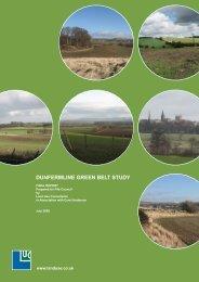Final Report Dunfermline Green Belt