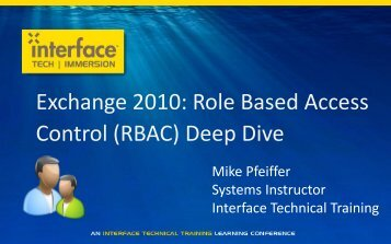 Download - Interface Tech Blog - Interface Technical Training