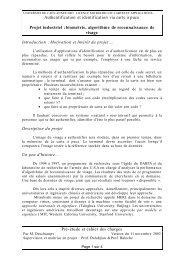 cahier des charges, une pré-étude - Scourge.Fr