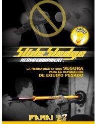 Descargar Catalogo SlideSledge pdf - Famai Seal Jet